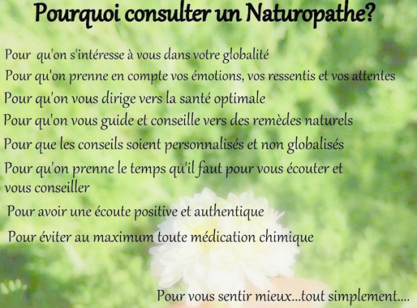 NaturopatheS